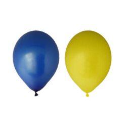 Ballonger gul/blå