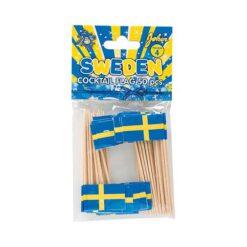 Cocktail svenska flaggan pack