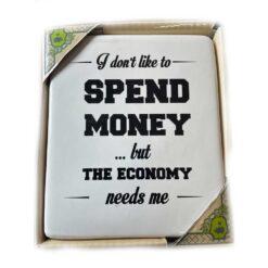Sparbössa economy