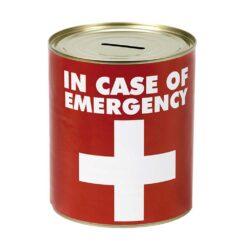 Sparbössa in case of emergency