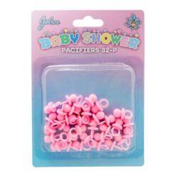 Babyshower nappar rosa