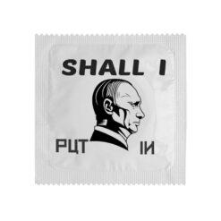 Kondom – Shall I put in