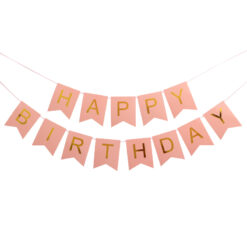 Girlang Happy birthday rosé