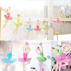 Girlang ballerina
