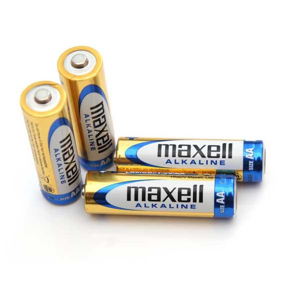 Maxell-AA-batterier