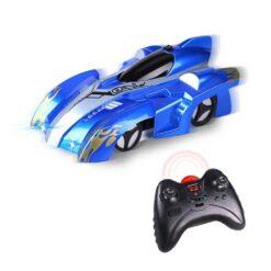 Väggklättring RC Bil - blå