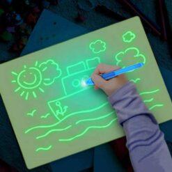 Draw With Light Ritplatta