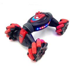 Häftig gest-kontrollerad stuntbil