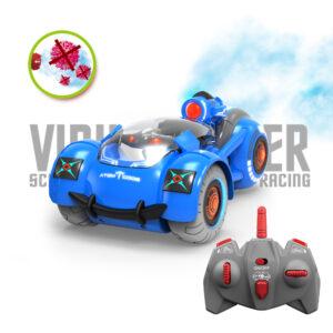 sci-fi virus hunter rc car