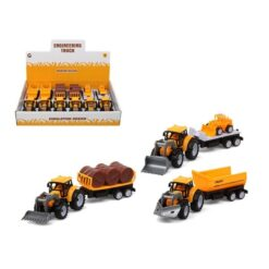 Traktor Engineering gul