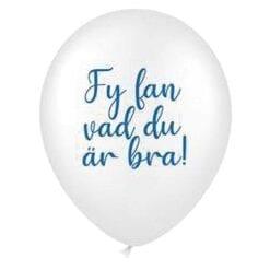 Ballonger Vad du är bra