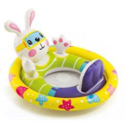 Animerad söt badring för småbarn - Stampe Kanin