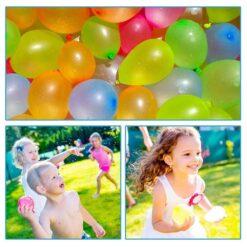Magiska vattenballonger med supersnabb vattenfyllning 111st