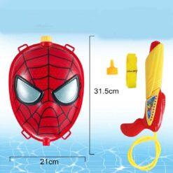 Sommarleksak vattenpistol med animerad ryggsäck - spiderman