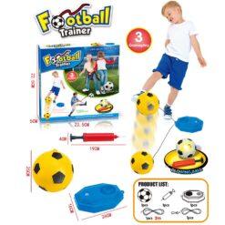 Super fotbollsträning på egen hand
