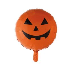Folieballong Pumpa Halloween