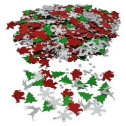 Konfetti flerfärgad - Santa Mixed