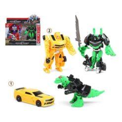 Omvandlingsbar superrobot 111599
