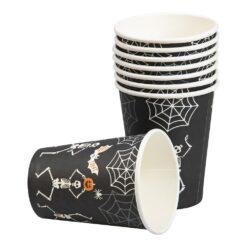 Halloween Muggar Skelett
