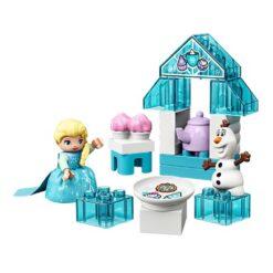 LEGO® DUPLO® Elsas och Olags is-café