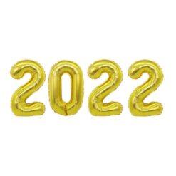 ballongkit-2022-guld